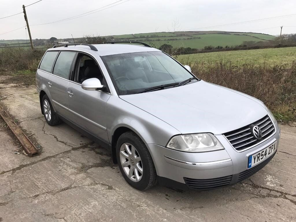 volkswagen passat highline 1 9 tdi 130 estate silver 2004 diesel in newquay cornwall gumtree. Black Bedroom Furniture Sets. Home Design Ideas
