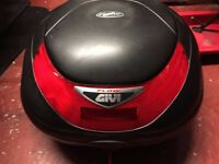 givi flow top box and plate