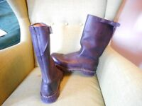 Work Boots Men Size 10 - steel toe and excellent quality.