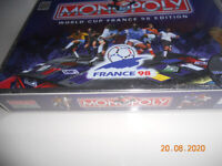 Monopoly World Cup France 98 Edition