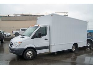 2010 Mercedes-Benz Sprinter Work Truck!