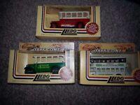 LLedo Days Gone 3 model diecast buses