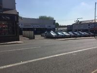 Car Dealership For Sale , Used Cars Sales On The Most Busy Road In west London , Quick Sale £18000