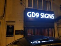 Shop Signs - Leaflet Printing - Banners - Business Cards - Sign Makers Luton