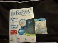 Dr Brown Bottle pack