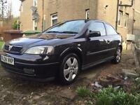 Vauxhall Astra 1.8 SRi. 12month mot