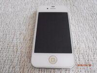 iPhone 4S 16 GB - UNLOCKED - WHITE