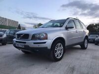 2007│Volvo XC90 2.4 D5 SE Estate Geartronic AWD 5dr│1 YEAR MOT│CAMBELT REPLACED│CRUISE CONTROL