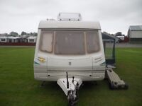 4 Berth Abbey GTS 2002 with Awning