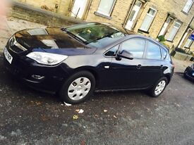 New shape Astra 1.7 diesel £30 year tax**
