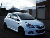 Vauxhall Corsa 1.6 i 16v VXR Nurburgring Edition 3dr£8,795 p/x welcome 2 KEYS FULL SERVICE HISTORY