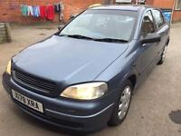 Hi for sale vauxhall Astra 1.4 petrol mot good condision