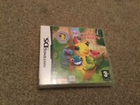 HARVEST TIME HOP AND FLY NINTENDO DS GAME