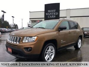 2011 Jeep Compass LIMITED | NAVIGATION | LEATHER