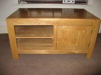 TV Cabinet - Oak Furniture Land Oakdale