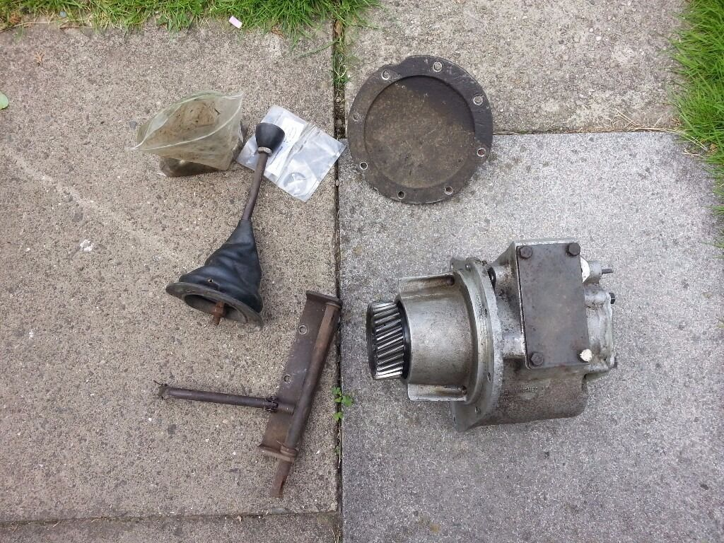 Fairey Overdrive for Range Rover Classic 4 speed (LT95) manual gearbox. | in Loughor, Swansea ...