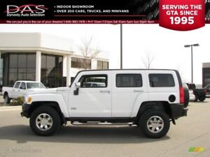 2007 Hummer H3 PREMIUM PKG LEATHER/SUNROOF