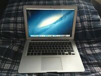 APPLE MACBOOK AIR 13 INCH - 8GB RAM - 128GB SSD - OFFERS CONSIDERED