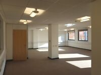 1022 sq.ft. Self Contained Office in Jewellery Quarter