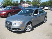 2008 Audi A4 2.0T Special Edition CALL (403) 235-0123