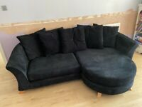 4 and 2 seater DFS sofa