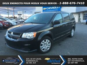 2015 Dodge Grand Caravan SXT+STOW AND GO