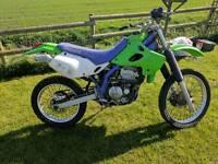 1994 Kawasaki KLX250 4 Stroke, not CR, YZ, RM, KX
