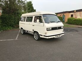 Volkswagen T25 camper 1982 air cooled