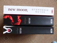 Twilight books x 3