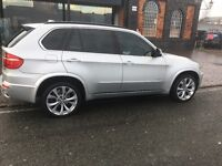 X35 d msport 286 bhp silver very good condition pan roof 7 seater excellent tyres