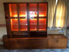 Dinning room cabinets