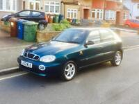 Daewoo Lanos 1.4, NEW MOT, Service History, Cheap 4 Insurance, Only 2 Former Keepers, Reliable Car