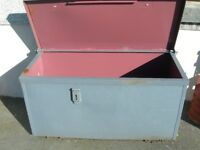 Large Strong secure steel Safe multi-purpose ( Rust free)