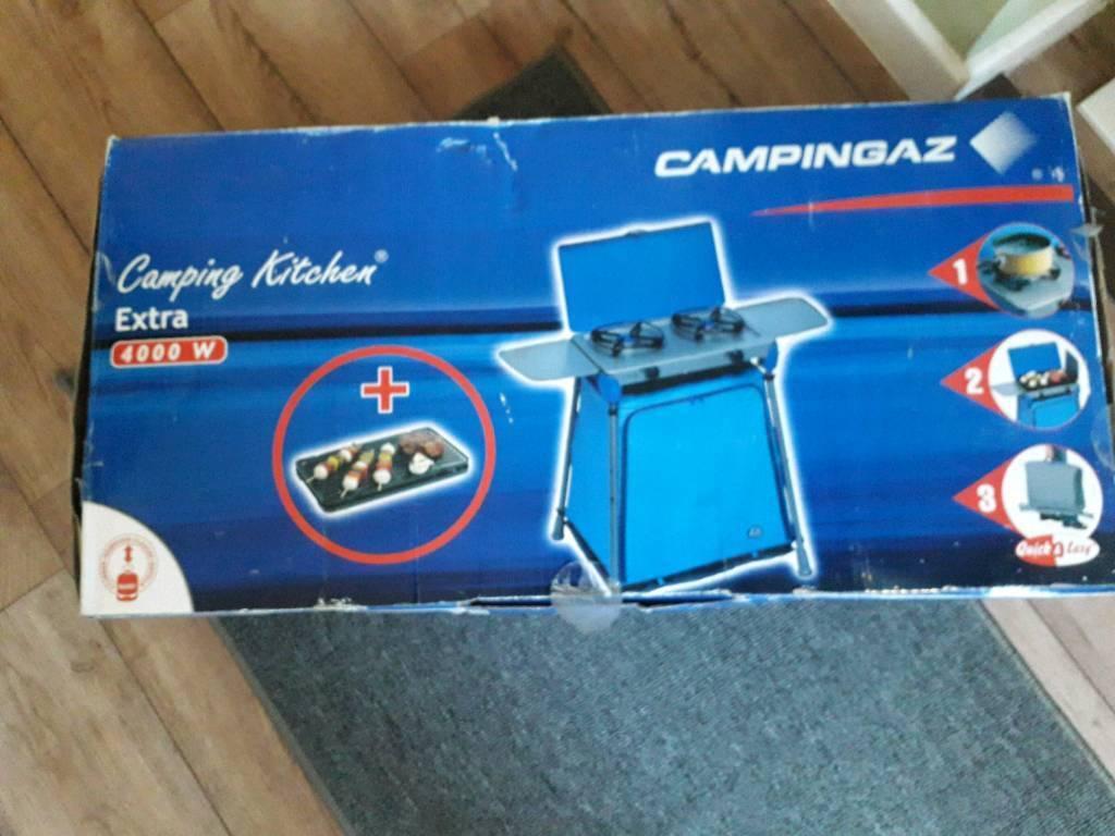 CAMPINGAZ CAMPING KITCHEN EXTRA BRAND NEW | in Hemel Hempstead ...