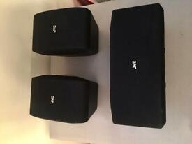 JVC SPX 20 Loudspeaker System