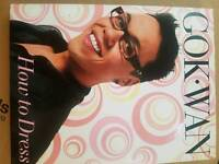 Gok Wan & Victoria Beckham fashion books