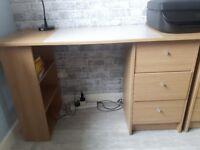2 desks