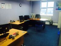 Shared & Co-Working-Superb Airy,Bright and Contemporary Office Desk Space in Ilford High Street