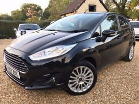 2013 Ford Fiesta Titanium 1.0 EcoBoost *Watch Video* FREE Road Tax + New MOT & Service + FFSH Superb