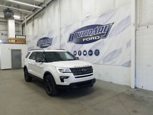 2018 Ford Explorer XLT 202A Appearance package 3.5L V6