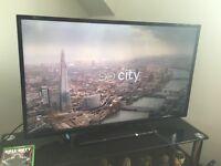 42 inch Smart TV by Hitachi
