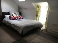 Beautiful double bedroom in 4 bedroom house share