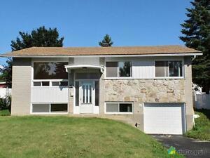 395 000$ - Bungalow à vendre à Auteuil