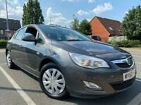 2011 VAUXHALL ASTRA EXCLUSIVE + FULL SERVICE HISTORY
