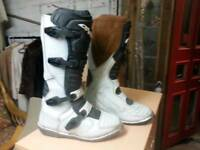 Oneal moto x boots