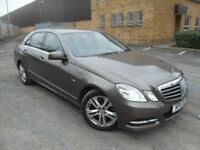 Mercedes-Benz E Class E350 Cdi Blueefficiency Avantgarde (grey) 2011