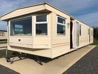 ABI BEVERLEY KING REDUCED - HOLIDAY HOME - STATIC CARAVAN - INGOLDMELLS - DOUBLE GLAZED