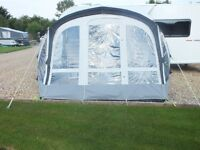 Kampa Fiesta AIR Pro Inflatable 350 Awning with Annex