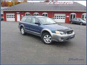 2005 Subaru Outback AWD 2.5
