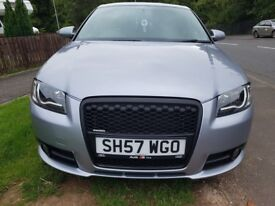 Audi a3 2ltr tdi Quattro 57 very clean car inside and out